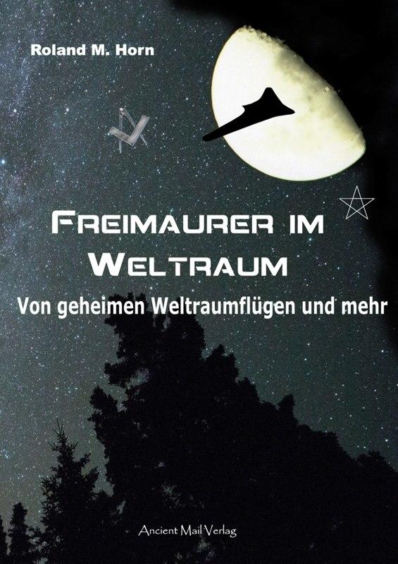 Cover: Freimaurer im Weltraum
