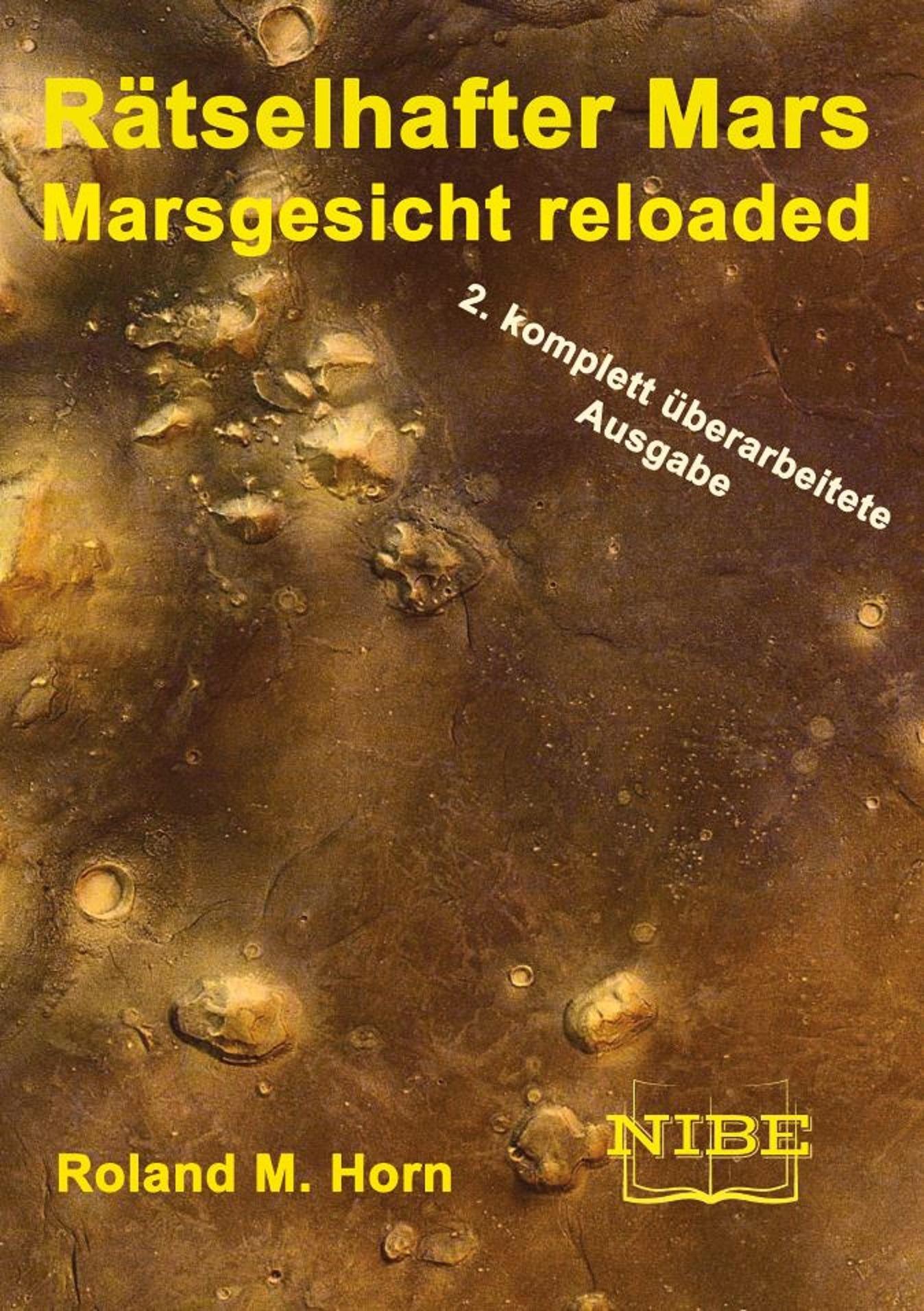 Cover: Rätselhafter Mars